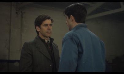 'Hache' en Netflix con Eduardo Noriega.